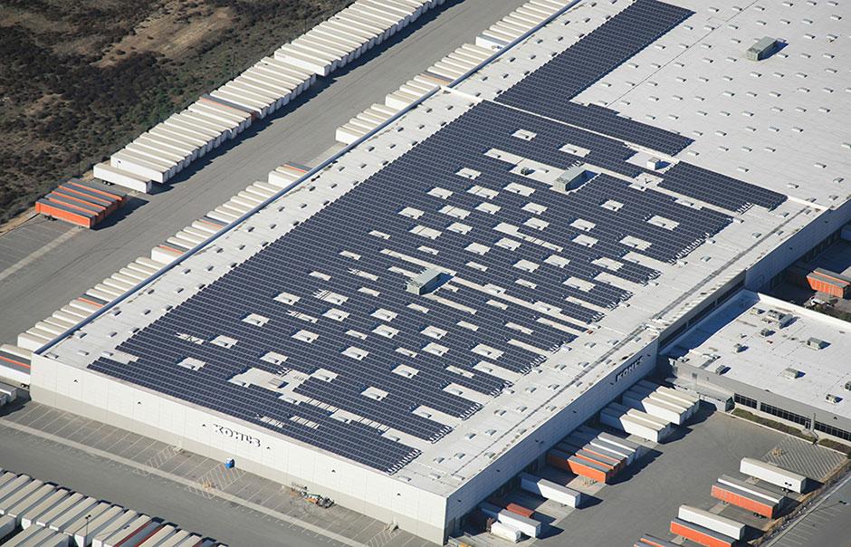 Sistema Fotovoltaico Industrial - Orbital Energia Solar - Salvador